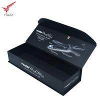 China Matte Finished Hair Packaging Boxes Magnetic Closure Gift Box For Hair Curler on sale