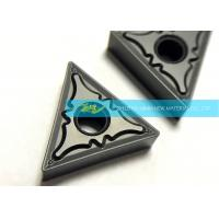 Carbide Cnc Turning Inserts TNMG160408 For Cast Iron High Speed Turning Triangle Carbide Inserts Manufactures