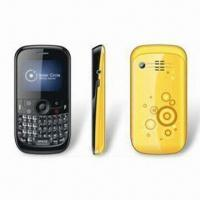 China Quad-band GSM Phone with Spreadtrum L Platform, Supports GPRS and WAP2.0, Bluetooth on sale