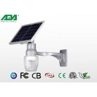 Lawn Outdoor Led Street Lights , Solar Powered Led Street Lights For Villa / Garden Manufactures