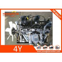 China Complete Engine Cylinder Block For Toyota 3Y 4Y 1RZ  2RZ  3RZ Toyota Forklift Engine on sale