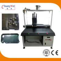 Quality Black Automatic Scrw Driver Machine Screw Inserting System PLC Controller for sale