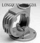 Professional Custom Aluminum Casting , Aluminum Injection Die Casting Products