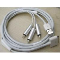 AV Cable for iPhone 3G/3GS, iPad (EG271) Manufactures