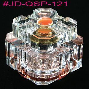 Crystal Table Decoration Perfume Bottle (JD-QSP-121) Manufactures