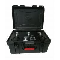 UAV Anti Drone Box GPS Signal Jammer , High Shielding Range At 1800 Meters Manufactures