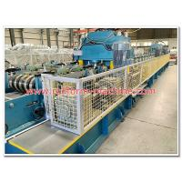 Buy cheap Strong Galvanised Steel Guard Rail Beam Panel Manufacturing Machine Automatic Holes Puncher, Gear Boxes Transmission from wholesalers