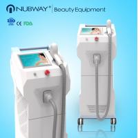 big power 1800W vertical perfect cooling system 810nm diode laser hair removal machine Manufactures