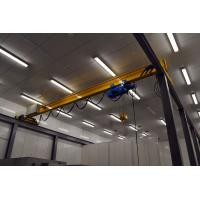 1-20 ton LB Explosion-proof Single Girder Overhead Crane For Gas Industry Manufactures