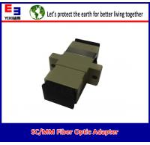 China fiber optic sc adapter on sale