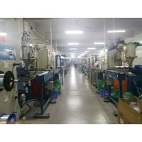 China 50 Simplex And Duplex Soft Optical Fiber Cable Manufacturing Machinery Production Line on sale