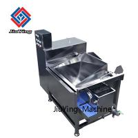 3.7kw SS Spinach Vegetable Fruit Washing Machine One Year Warranty Manufactures