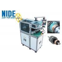 8 ~ 24 Slots DMD , DM , Polyester film Paper Inserting Machine For Vacuum Cleaner Motor Manufactures