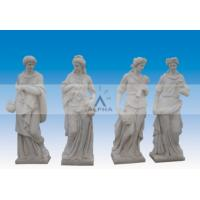 China Garden Marble Statues on sale