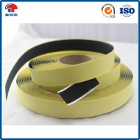 """Good Stick  3"""" PSA touch tape hook and loop Fasteners With Glue , 100% nylon Manufactures"""