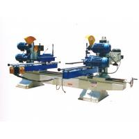 China Double miter saw with shaper on sale