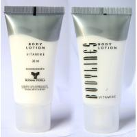 Quality 30ml Promotional gift mens and womens body lotion of Spa, Hotel Guest Toiletries for sale