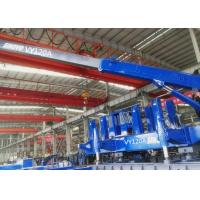 Blue Color VY120A construction Hydraulic Static Pile Driver high - efficiency Manufactures