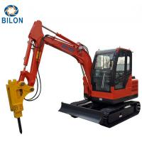 Heavy Duty Mini Hydraulic Excavator 3 Tons Compact Mini Excavator Manufactures