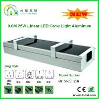Quality Reflector 25w Led Weed Growing Lights , Square Red Led Plant Grow Lights for sale
