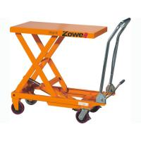 China Hand Hydraulic Table Truck on sale