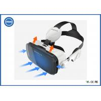 Head Mount High Definition Video Glasses Virtual Reality Gaming Headset CE ROHS Reach Certificated Manufactures