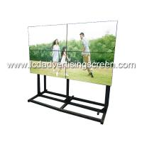 3x3 LCD Video Wall Player 43'' Samsung 1920*1080 HDMI 450cd/㎡ Interactive Manufactures