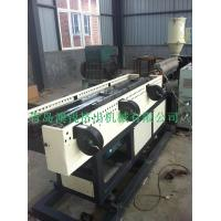 Hot Sale Plastic Pipe Extrusion Line , Corrugated Optic Duct Cable Protection Sleeve Pipe Production Line Manufactures
