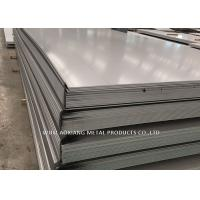 300 Series Stainless Steel Sheets / Hot Rolled Steel Coil Alloy Steel 3MM - 100MM Manufactures