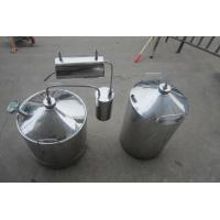 Stainless steel milk can distiller Manufactures