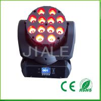 12pcs 10w Rgbw 4 In 1 Dj Stage Projector Led Effect Lighting CE RoHS Manufactures
