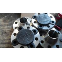 CLASS 300 ASTM A-105 1 Forged Steel Flanges  IBR Socket Weld Flange Manufactures