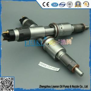 RENAULT ERIKC fuel injector 0445120084 Kerax , bosch genuine new excavator injector 0 445 120 084 / 0445 120 084 Manufactures