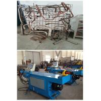 Single - Head CNC Pipe Bending Machine , stainless steel pipe bender machine Manufactures