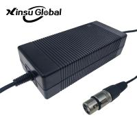 China 16 cells 51.2V LiFePO4 battery 58.4V 3.5aA charger for electric scooter on sale