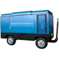 Movable Electric Power Screw Air Compressor Manufactures