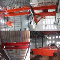QD type electromotive double girder crane, bridge crane is slow Manufactures