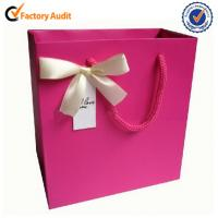 Quality Cloth paper bag for sale