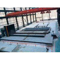 10 Meters Pot Length Zinc Smoke Collection System For Hanging Plating