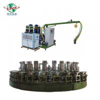 Car seat foam machine with automatic production line