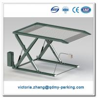 China 220v Scissor Lift Platform Hydraulic Scissor Lift Table Electric Scissor Jack on sale