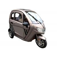 18tubes Electric Passenger Tricycle 1200w Motor Big Space 50km CE Approved Manufactures