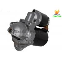 Low Noise Car Starter Motor Custom Packing For Chevrolet Sonic Opel Astra Manufactures