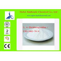 Herbicide Pharmaceutical Intermediate 2.6- Dichloropyridine CAS  2402-78-0 Manufactures