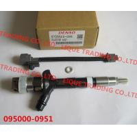 Quality DENSO Common rail fuel injector 095000-0950, 095000-0951 for TOYOTA Dyna 23670-30040, 23670-39045 for sale