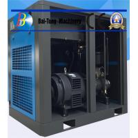 Plastic Extruder Industrial Air Compressor 75KW Motor Power With Stationary Configuration Manufactures