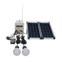 China 20W 18V off-grid with cheapest wholesale prices for small solar solar lighting energy home on sale