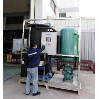 China Food Processing 30T Tube Ice Making Machine For Cooling on sale