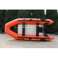 China V type & Aluminum floor, inflatable boat, rubber boat, outdoor sports, yacht, Boat-380cm on sale