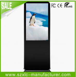 Iphone kiosk Digital Signage / 42 inch lcd ad digital signage Manufactures